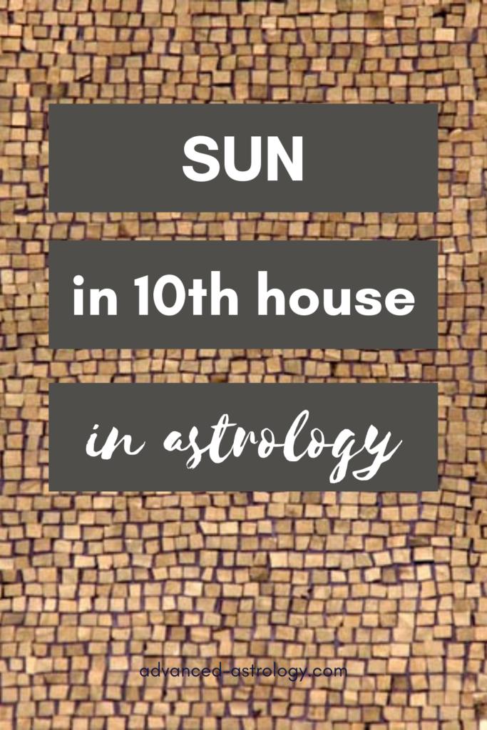 sun in 11th house