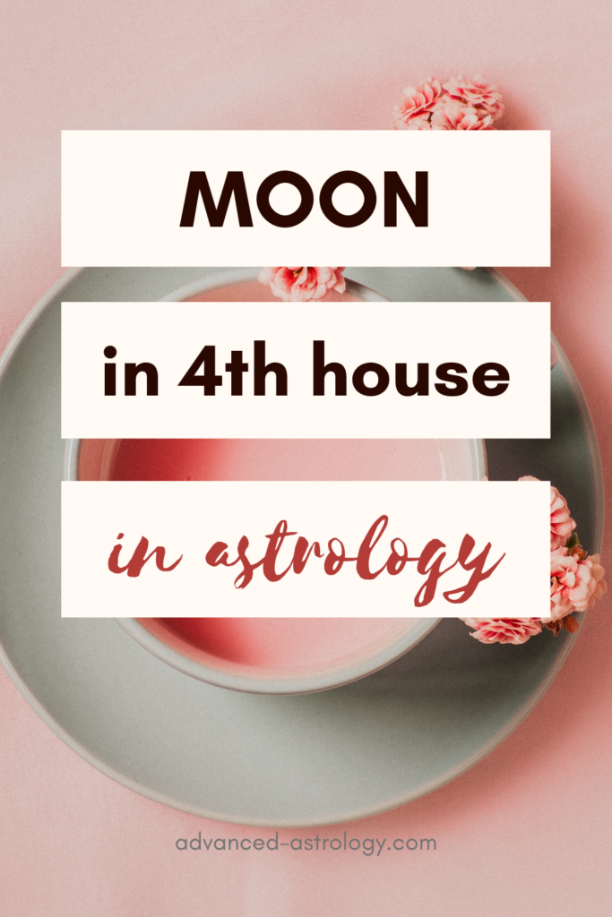 moon in 4th house