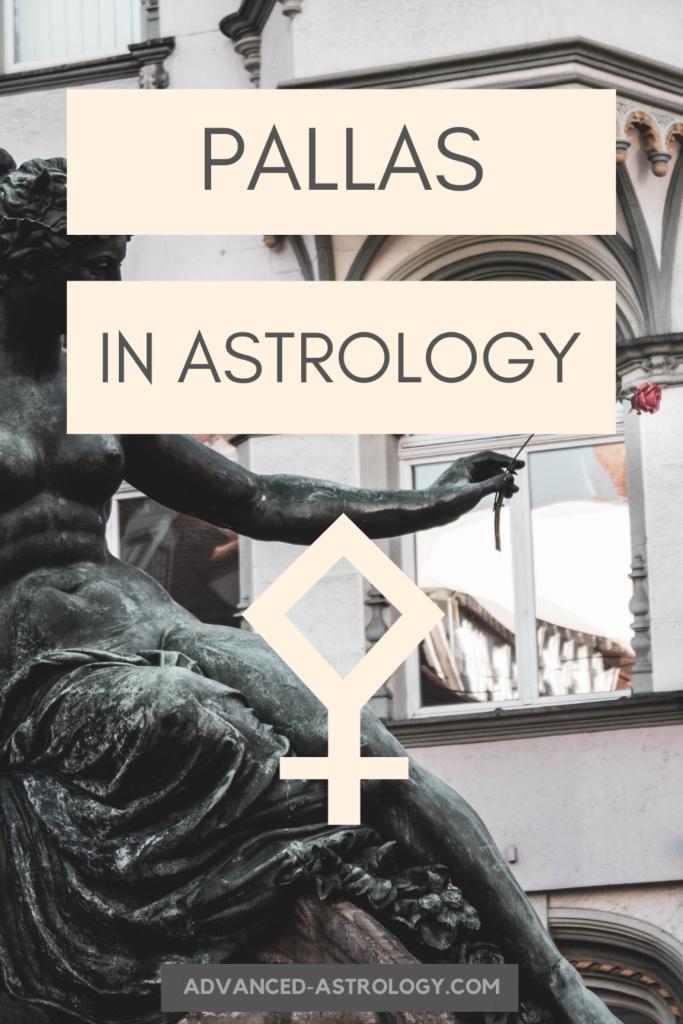 pallas in astrology