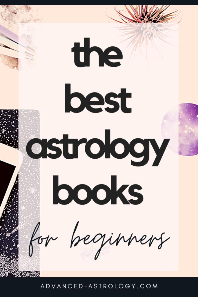 best astrology books for beginners