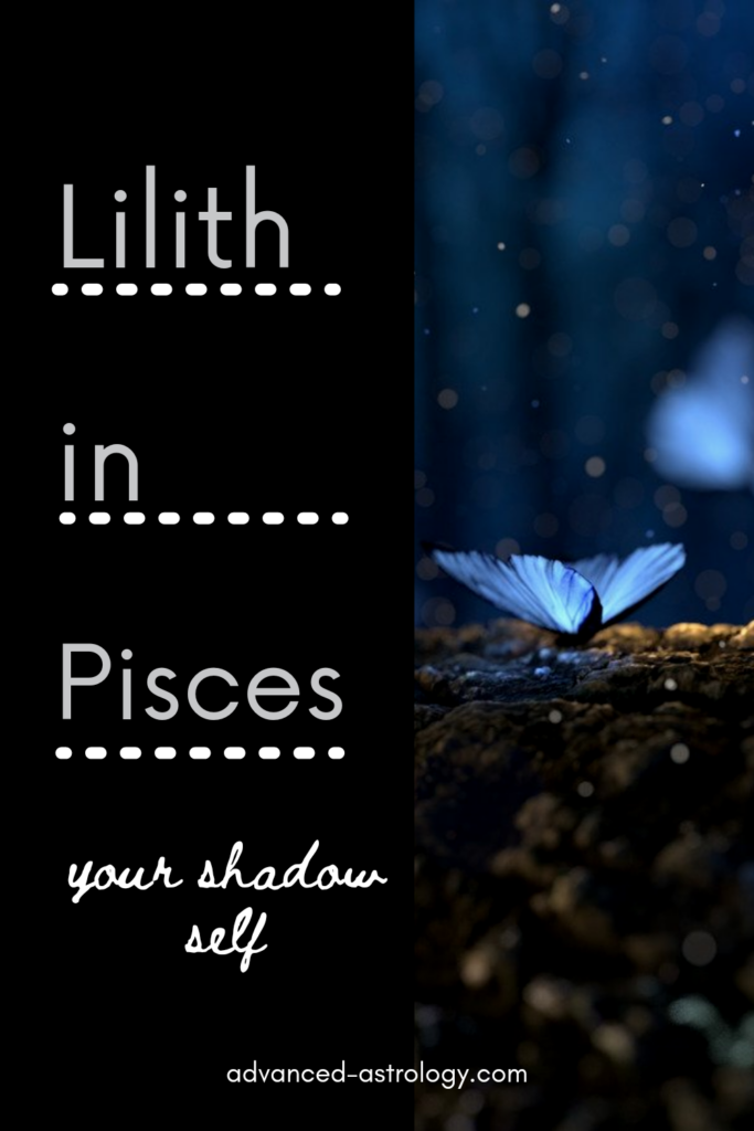 lilith in Pisces